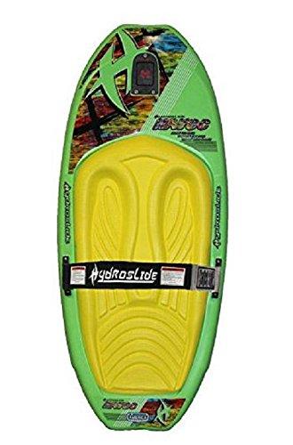Hydroslide Havoc Kneeboard, Green, 52-InchBest Kneeboard for Beginners