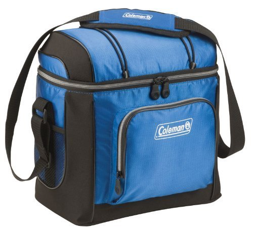 Coleman 16-Can Soft Cooler With Hard Liner - Best Beach Cooler