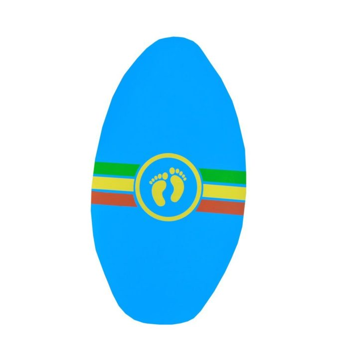 30 to 41 inch Small-XL Deluxe Wood SkimBoard - Best Skimboards