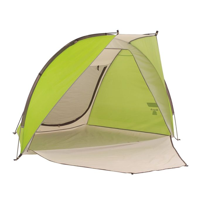 Coleman DayTripper Beach Shade - Best Beach Canopy for Wind Protection