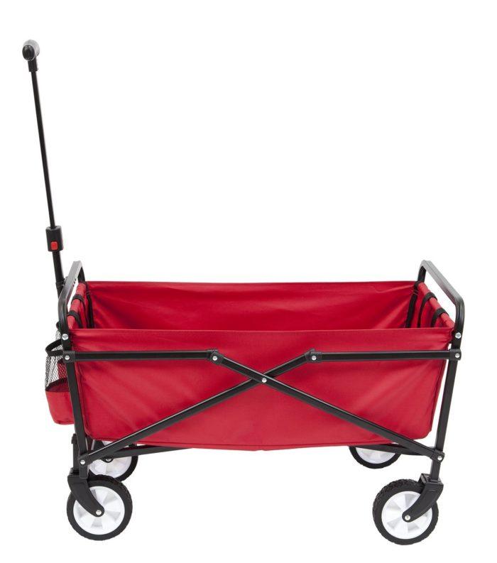 YSC Wagon Garden Folding Utility Shopping Cart,Beach - Best Beach Cart