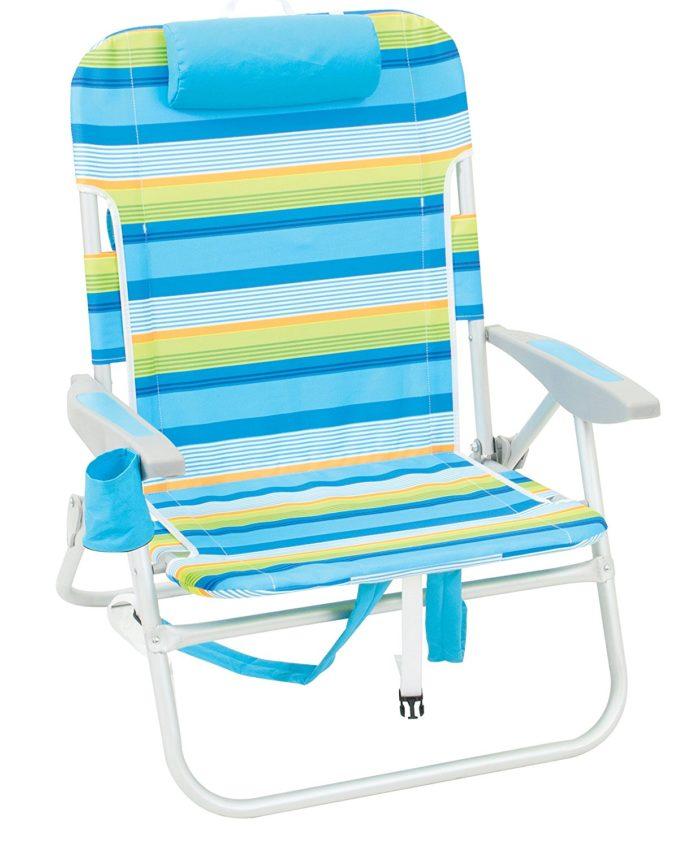 Rio Gear Big Guy Backpack Chair - The best beach chair