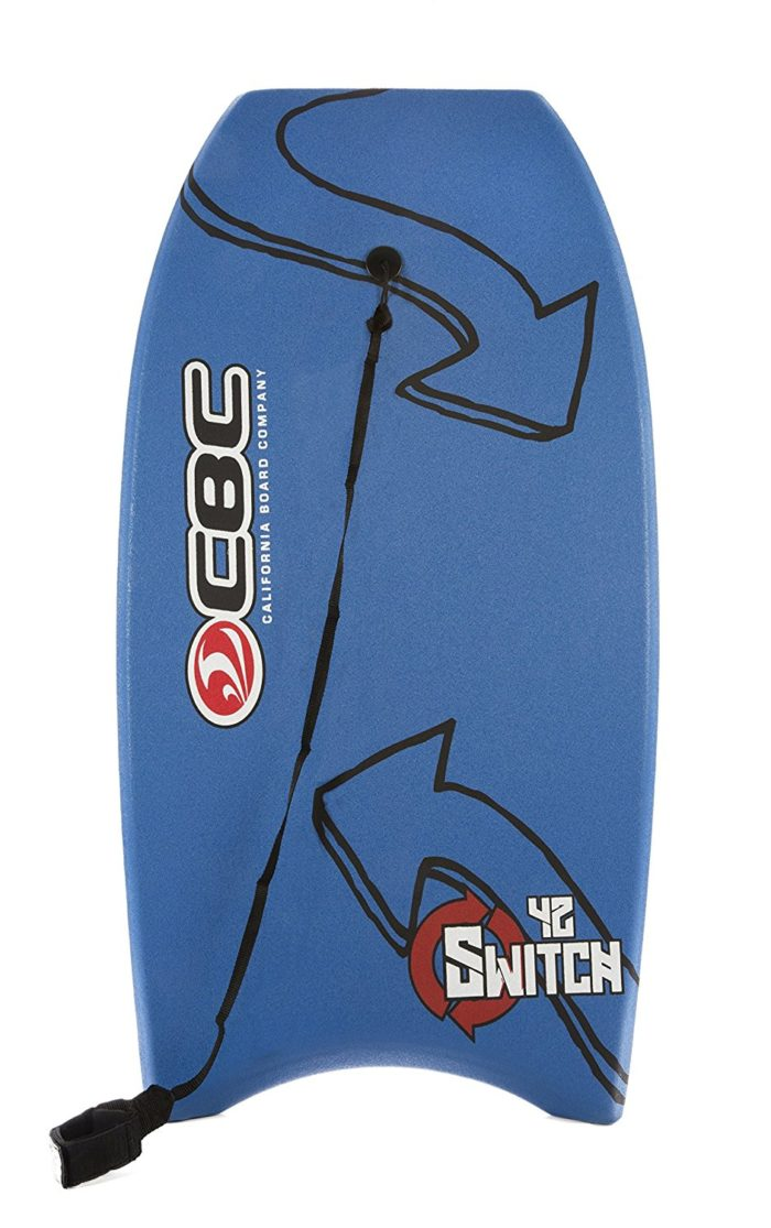 California Board Company Switch Bodyboard - Best boogie board