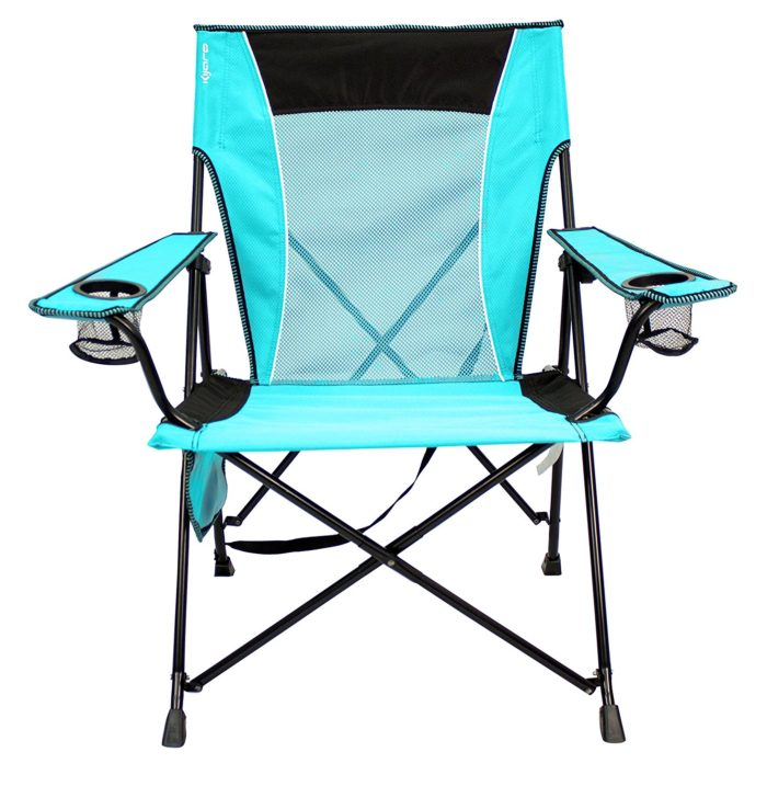 Kijaro Dual Lock Chair - The best beach chair