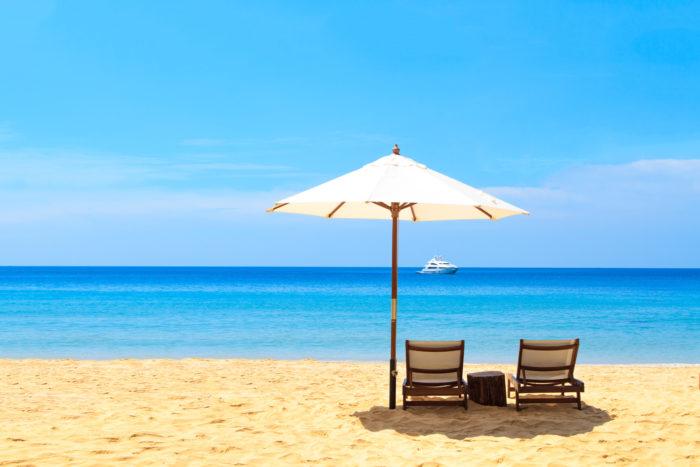 The Best Beach Umbrella
