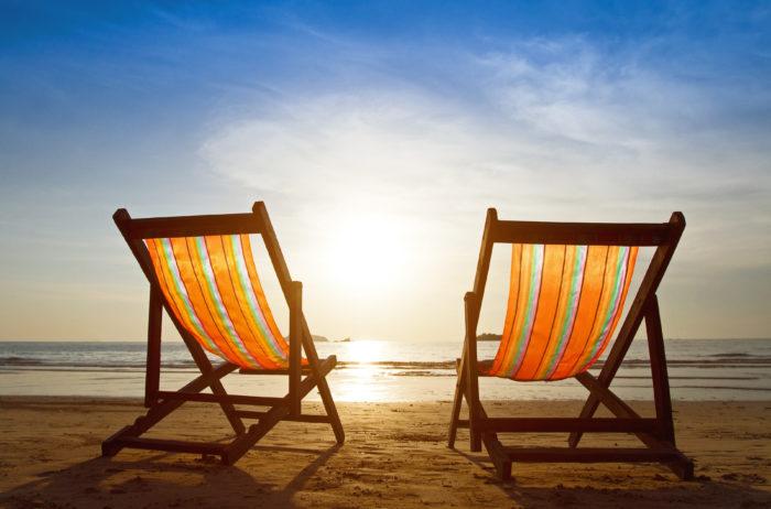 The best beach chair